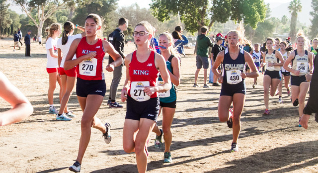 GIRLS CROSS WRITES A NEW STORY, WILL FINISH IN FRESNO AGAIN