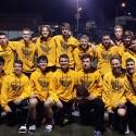 District Game 2 vs. Mehlville 10/30/14