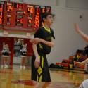 Varsity Basketball Shots from Triad Mid-Winter Classic