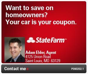 Adam Elder State Farm Ad