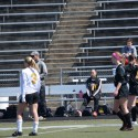 Girls Soccer Black and Gold Scrimmages 3/28/15