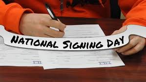 OHS National Signing Day 2017