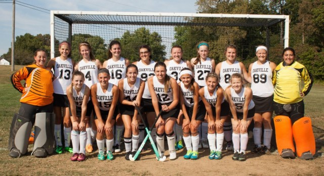 Field Hockey grabs another victory