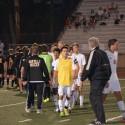 Varsity Soccer vs Parkway South 10/20/15