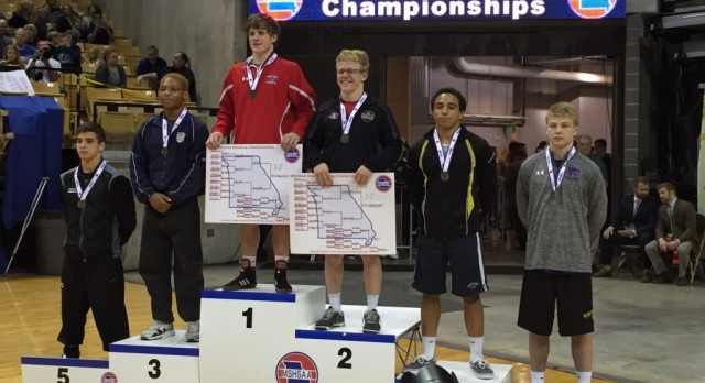 Austin Neal Takes 4th At State, Finishes Career as Two-Time State Medalist