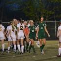 Girls Varsity Soccer vs Marquette 4/18/16