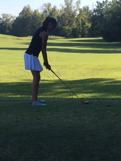 Girls Golf Team Continues to Make Progress
