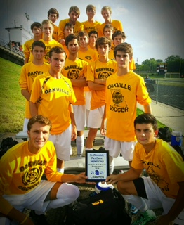 Varsity Boys Fall Soccer Update 9/19/16