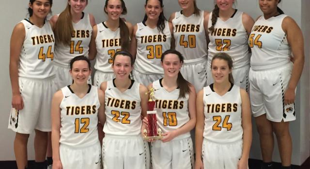 Tigers Win at the Randi Perkins Tournament