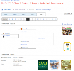 BBB Districts