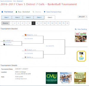 GBB Districts