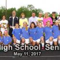 Spring Girls Soccer 2017 Varsity vs Lafayette/Senior Night 5/11/17