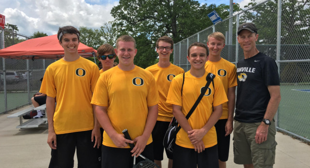 Boys Tennis Comes to an End