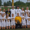 Spring Girls Soccer 2017 Varsity Final District Game vs Lindbergh 5/19/17