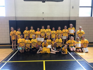 Little Girls Basketball Camp