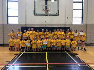 MS Girls Basketball Camp