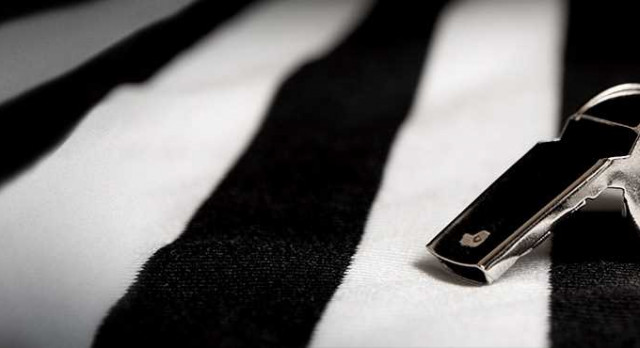 Behind the Stripes