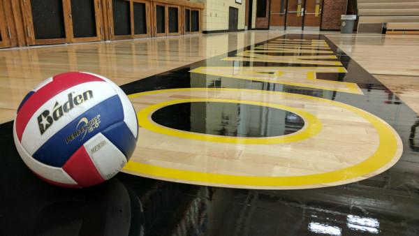 Volleyball Floor