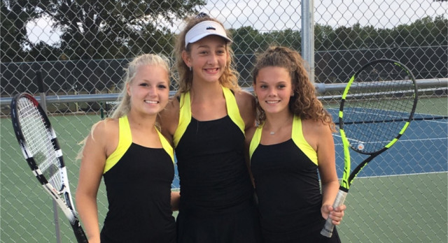 Girls Tennis Recognition