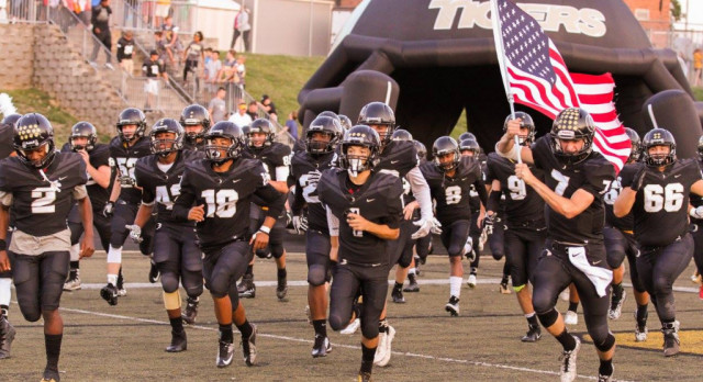 Oakville to Host 1st Round of Football Playoffs