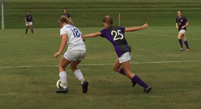 Smyrna High School Girls Varsity Soccer falls to Lincoln County High School 5-0