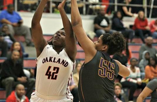Smyrna Girls Basketball falls to Oakland  81-64