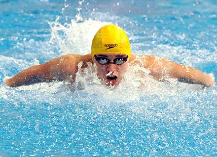 Regional Swim Meet Results