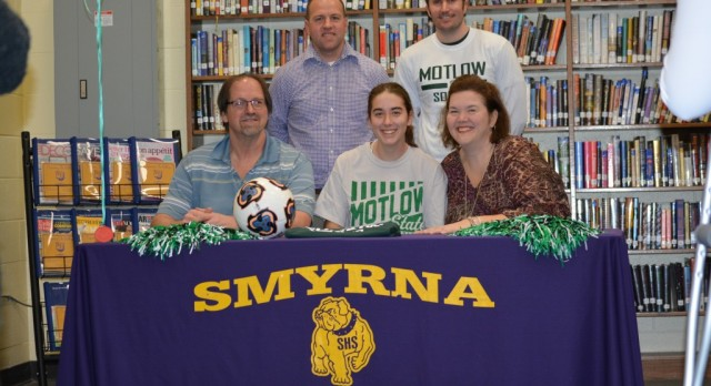 Bryant Signs with Motlow State CC