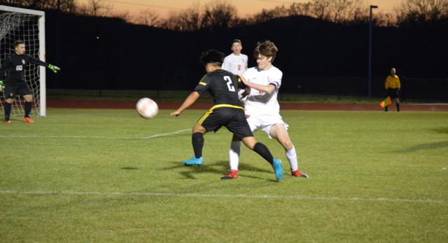 Smyrna Boys Soccer beat Stewarts Creek 5-4