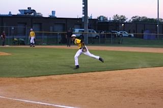 Varsity Baseball Fights Back In Loss To Blackman