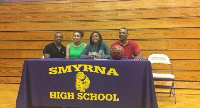 Gaines Signs with Columbia State