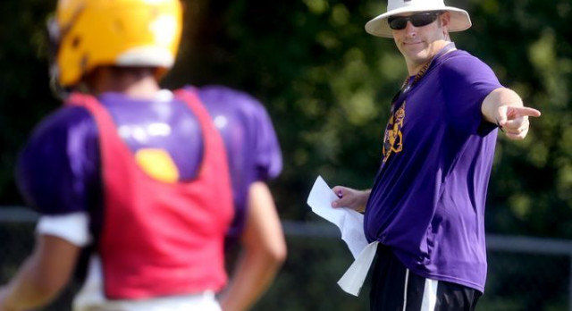 PHOTO GALLERY: County's First day in Full Pads