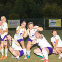 Girls Soccer-Senior Night