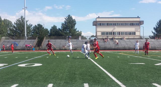 Recap of Varsity Boys Soccer-Winning Goal in Overtime