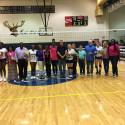 2017 Volleyball Senior Night