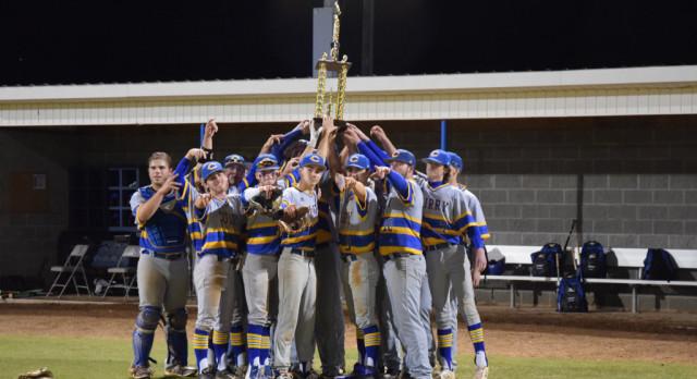 Yellow Jackets win Walker County Baseball Tournament