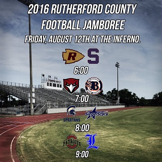 Rutherford County Jamboree Tickets on Sale
