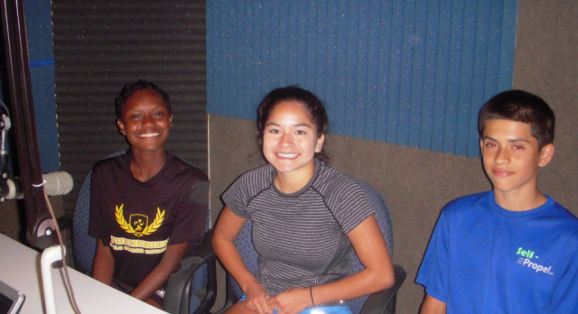 FHS Cross Country Team Guest on WFMD