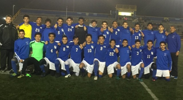 Boys Soccer Continues on to 2nd Round CIF