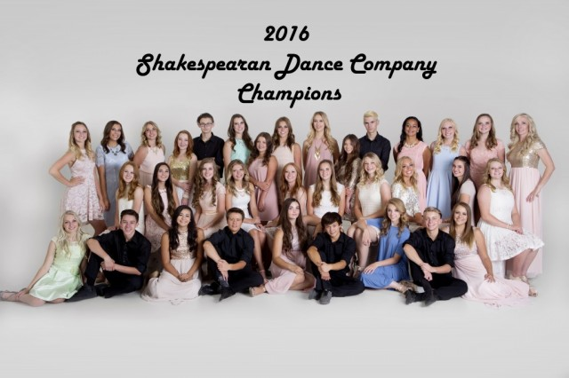 Congratulations to our Dance Company!