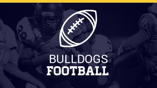 Bulldog Varsity Football Pre Sale Ticketing Information