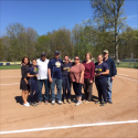 Senior Softball Players & Families