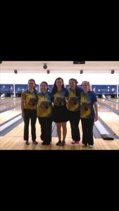 2017 Girls Bowling Qualifiers