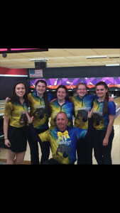 2017 Girls State Team Bowling Qualifiers