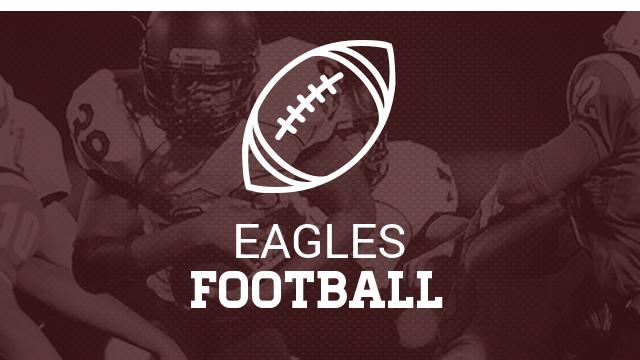 Eagleville High School Varsity Football conquers Loretto High School in their First Season Win 32-28