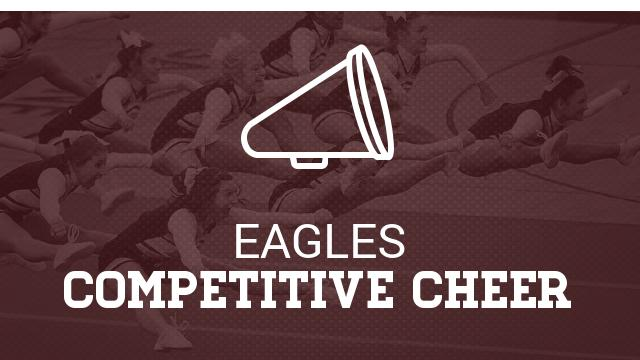 Congratulations to the 2017-18 Eagleville High School Cheerleaders