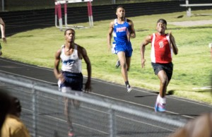 Marquise Stanley 2016 Outdoor Track and Field