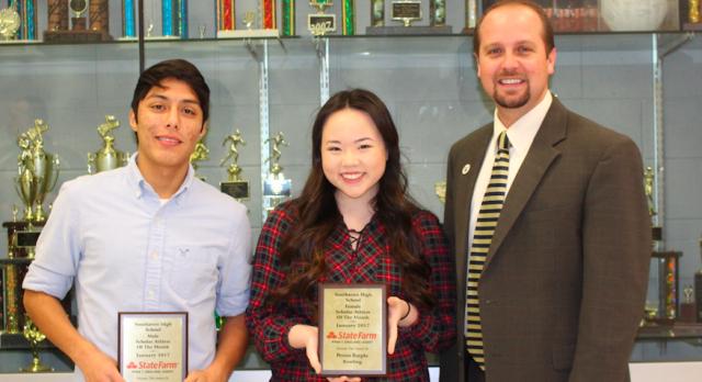 State Farm Scholar Athletes – January
