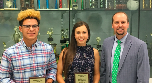 State Farm Scholar Athletes – May