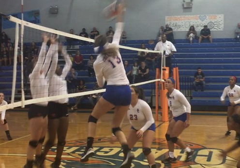 Lady Chargers Peaking at the Right Time
